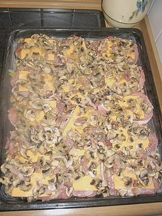 Lemon Layer Cakes, Brunch Casserole, Crock Pot Soup, Home Baking, Cooking Instructions, Cream Of Chicken Soup, Banana Bread Recipes, How To Cook Pasta, Weeknight Meals