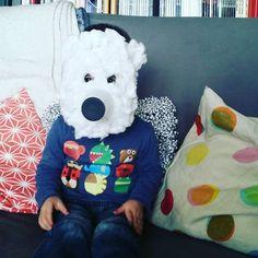 Mon adorable ours blanc est sur le blog ce matin #surleblog #noslundisadeux pour @alice_de_blondinie et @madamezazaofmars