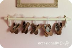 Occasionally Crafty: Pink Ballerina Room- A Bedroom Makeover