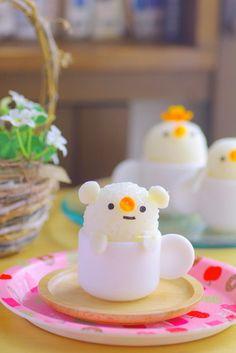 Bear onigiri ♥ Bento