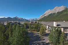 Delta Lodge at Kananaskis, just booked a getaway, best part is they have pet friendly rooms!!!!