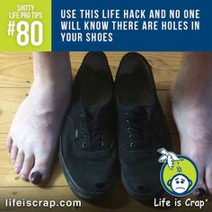 Who needs socks when you have sharpies? #memes
