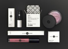 R Design creates new identity and brand overhaul for mineral cosmetics brand Lily Lolo.