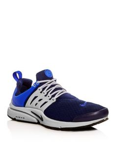 NIKE Men'S Air Presto Essential Lace Up Sneakers. #nike #shoes #sneakers