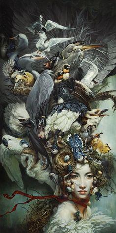 Fantasy & Representational Work | Fine Art by Heather Theurer - Part 4