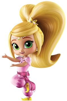 Leah Shimmer and Shine Transparent Cartoon Image Disney Princess Facts, Disney Princess Pictures, Lol Dolls, Cute Dolls, Shimmer And Shine Characters, Shimmer And Shine Cake, My Little Pony Dolls, Kawaii 365, Cartoon Photo