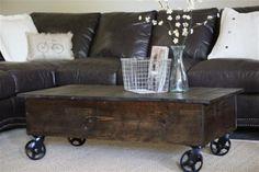 el sofa amarillo - mesa de cafe industrial (3) (Medium)