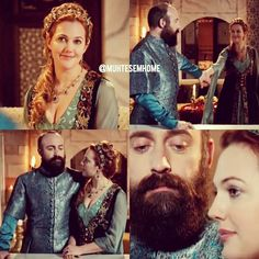 the Queen of the Sultan's heart- magnificent century