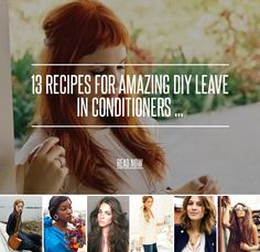 13. Roobios Tea Rinse - 13 Recipes for Amazing DIY Leave in Conditioners ... → Hair