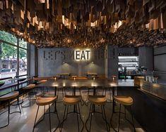 Restaurant & Bar Design Awads 2017. Ganador mejor Restaurante Europeo: Shade Burger, de YOD Design Lab.