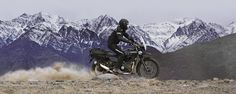 Royal Enfield ‪#‎Himalayan‬: The Royal Treat to Your Adventure Envy - https://royalenfield.karnavati.co/2016/07/07/royal-enfield-himalayan-the-royal-treat-to-your-adventure-envy/