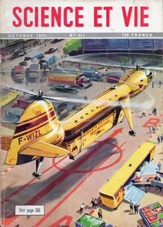SCIENCE ET VIE - N. 421 ottobre 1952