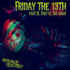 Jason's back, and he's in 3-D! Join us on this week's episode of Nightmare on Film Street as we discuss one of the most iconic killers in the horror genre, Jason Voorhees! Kim and Jon sit down to...