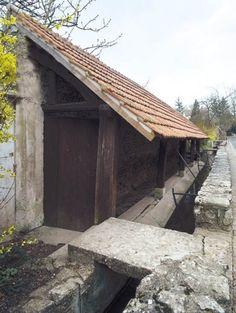 Lavoir, Fontenay-Saint-Père (Yvelines)