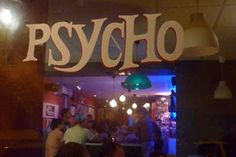 Psycho - Barcelona