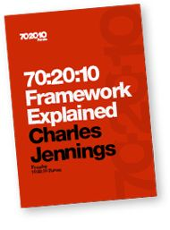 You can now download the abstract for the book by Charles Jennings, '70:20:10 Framework Explained'. It is the definitive guide for learning professionals who are looking to use the 70:20:10 learning strategy within their organisation. It provides information and insight about the 70:20:10 framework and its use. Find it here.