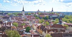 Tallinn is a medieval town in the Baltics that seems to be torn straight out of the pages of a storybook. Here are 5 reasons to love Tallinn, Estonia.