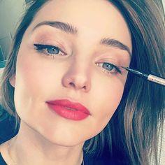 Eyeliner goals