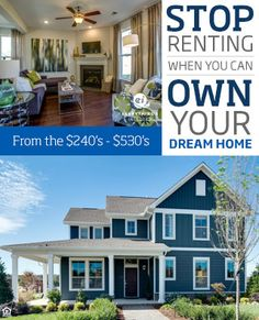 Make 2017 the year that you stop renting. Contact us today to see how easy it can be!