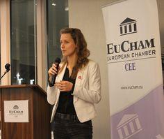 Green Economic Forum 2016 - Ms Réka Csenge Zámbó (Marketing and Communications Coordinator, Házikó)