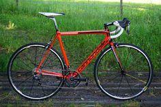 2016 Cannondale SuperSix EVO carbon fiber racing road bike
