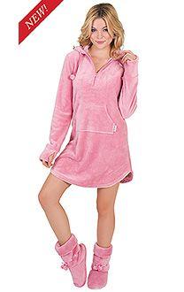 Hoodie-Footie™Sleepshirt & More | PajamaGram
