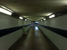 Underpass - By preshaa (on Flickr) - #tunnel, #dark, #corridor