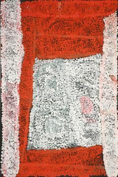Lydia Balbal - Winpa - 2008 - 91x60.5cm  IDAIA - International Development for Australian Indigenous Art