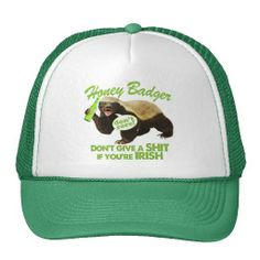 >>>Best          	Funny St Patricks Day Honey Badger Mesh Hats           	Funny St Patricks Day Honey Badger Mesh Hats online after you search a lot for where to buyThis Deals          	Funny St Patricks Day Honey Badger Mesh Hats please follow the link to see fully reviews...Cleck See More >>> http://www.zazzle.com/funny_st_patricks_day_honey_badger_mesh_hats-148396132759535554?rf=238627982471231924&zbar=1&tc=terrest