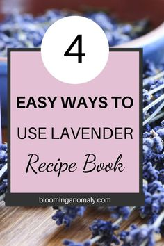 If you love lavender, check out this mini recipe book, filled with several home and beauty recipes to use with this popular herb. Click on the link to purchase your lavender recipe book today. #lavender #lavenderrecipes #diy #herbs Lavender Uses, Lavender Recipes, Eye Gel, Mini Foods, Beauty Recipe, Body Spray, Hand Sanitizer, Gardening Tips, Herbs