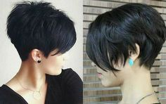 Vibrant Layered Pixie Haircuts 2017 | Hairdrome.com
