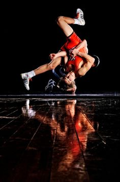 Wrestling is Best: Photo