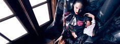 ANDREA JANKE Finest Accessories: BLUMARINE F/W 2013/14 Ad-Campaign #Blumarine #Fashion