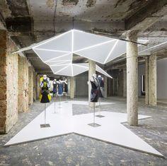 Felipe Oliveira Baptista Exhibition / Bureau Betak / London Design Journal