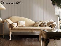 Итальянская лежанка 3049 Savio Firmino купить в Москве в Prima mobili