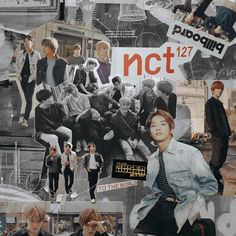 Retro Aesthetic, Kpop Aesthetic, Nct 127, Nct U Members, Bae, Ulzzang Boy, Graphic Design Illustration, Kpop Groups, Boyfriend Material