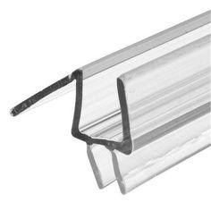 Showerdoordirect 36 In Frameless Shower Door Seal With Wipe For 1
