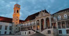 Coimbra, Portugal: 8 lugares mágicos que debes conocer