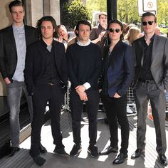 The Maccabees // Suits, Rock, Music, Google, Image, Fashion, Musica, Moda, Musik