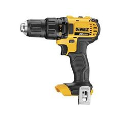 DEWALT DCD780B 20V MAX Cordless Lithium-Ion 1/2-in Compact Drill Driver Kit (Tool Only) #ad