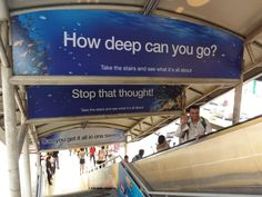 How Deep Can You Go - Stop That Thought!