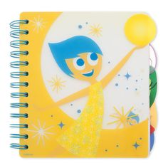 Disney Store Inside Out Journal