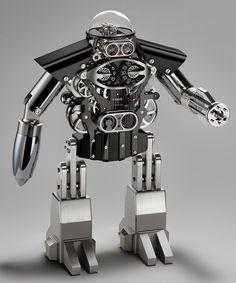 MB-F-Melchior-robot-clock-1