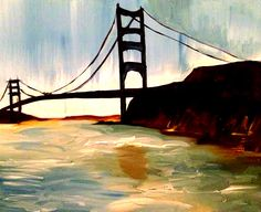 Golden Gate *Paint Nite* Buy tickets at paintnite.com