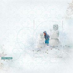Winter Magic by JSchaefer