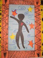 Nurvero, la vie en classe à la manière de Matisse