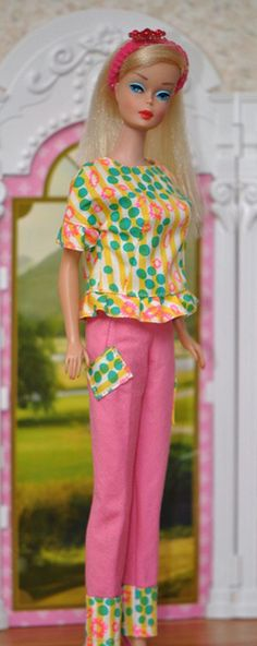 Color Magic Barbie - mid 60's