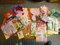 Fish Extender Gifts for the kids: Disney Wonder Alaska