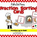 This is a set of 92 Fraction cards that can be sorted and matched according to number, name, fractions of a whole and fractions of a group. They ca...