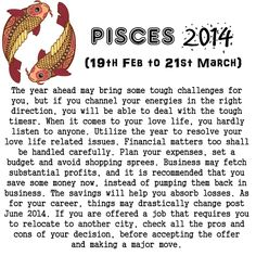 Pisces horoscope march 7 2013 5ghz